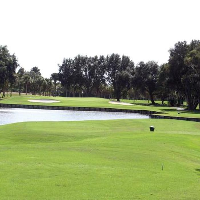Hole 16 � Par 3: Take a moment to enjoy the scenery on our signature hole.  Ignore the water, and play it long if you prefer�  You won't have much of a chance if you land short.